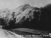 Black Sunday - April 14, 1935 Largest Dust Storm of the Era to Hit Oklahoma Soil Image Source: http://www.news9.com/story/12303834/wednesday-is-75th-anniversary-of-black-sunday-in-oklahoma