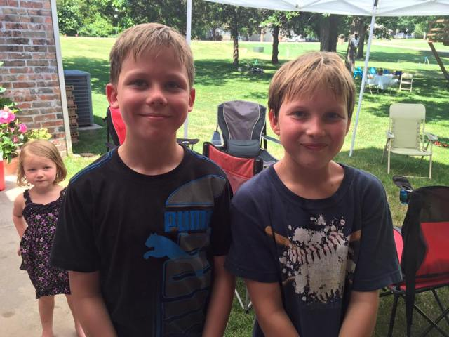 Third Cousins and Look Enough Alike to be Brothers