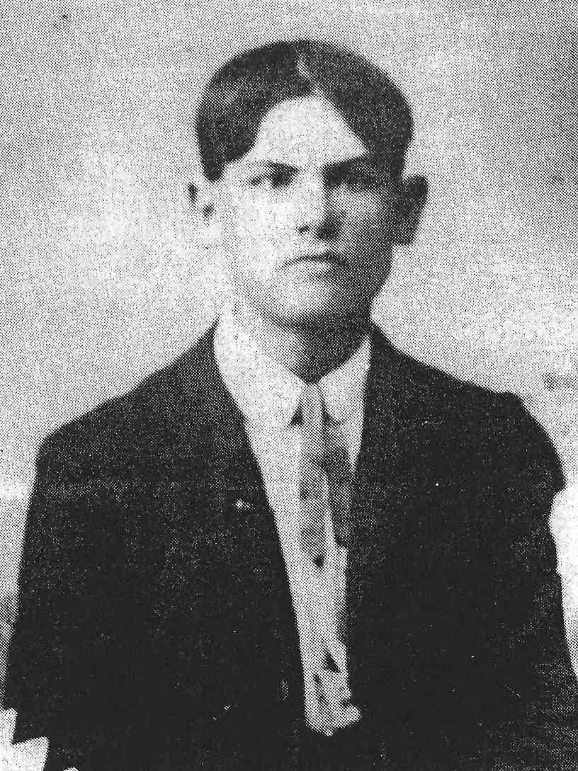 My Grandfather - William Jefferson Hedrick
