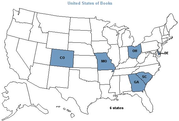 USofbooksSouthCarolina