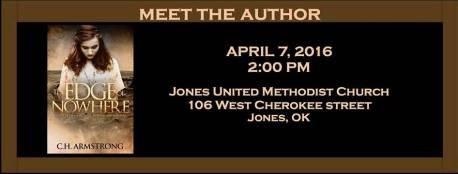 jones signing
