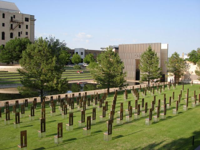 Oklahoma_City_Memorial_Chairs