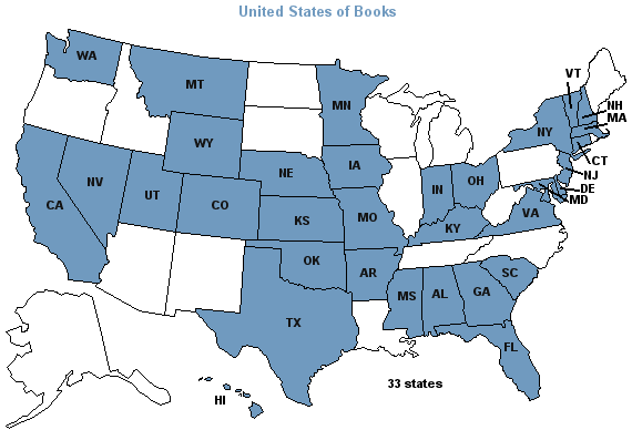 USbooks New Jersey