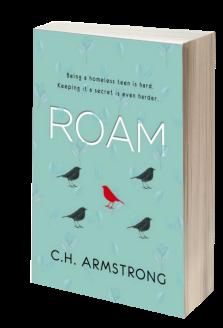 Roam 3D Book Cover